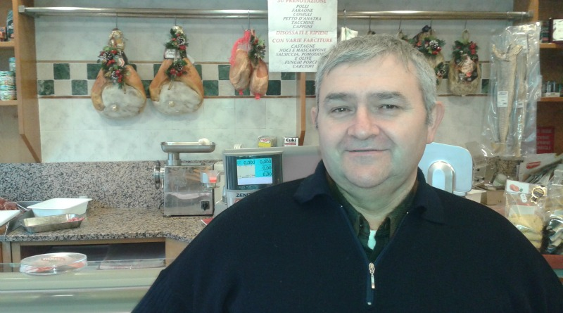 Alessandro Da Re, presidente Ascom (foto chioggianews24)