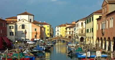 Chioggia, uno scorcio di Riva Vena