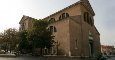 Una bella immagine del Duomo di Chioggia attuale (foto sito cattedralechioggia.it)