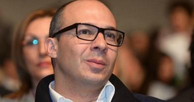 L'on. Davide Faraone