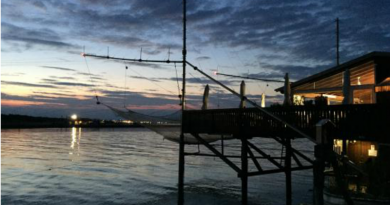 Una bilancia per la pesca