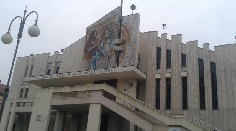La chiesa di Borgo San Giovanni