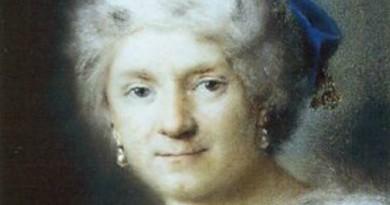 Un autoritratto di Rosalba Carriera
