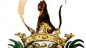 Il gatto nello stemma della famiglia genovese dei Fieschi