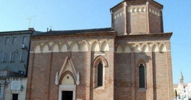 4 febbraio 1394: inizia la costruzione del tempietto di S.Martino