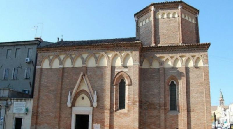 La chiesetta di San Martino a Chioggia