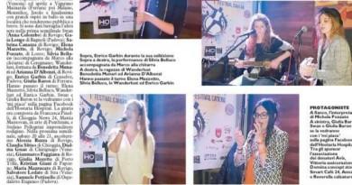 La pagina dove compare il nome della nostra Francesca Pinelli r di Chioggia News 24