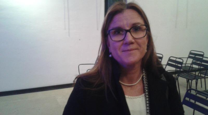 La candidata sindaco Barbara Penzo