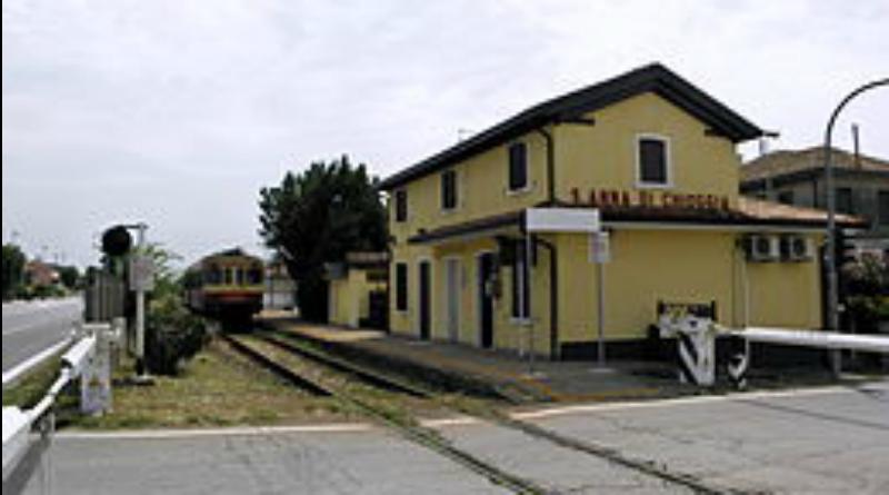 La stazione di S.Anna