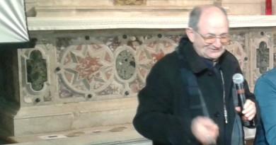 Il vescovo di Chioggia Adriano Tessarollo