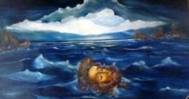 L'arrivo del Cristo dal mare