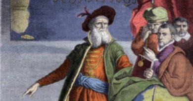 L'esploratore Giovanni Caboto