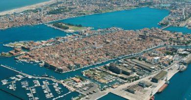 Panorama di Chioggia