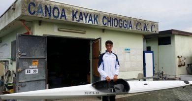 Luca Boscolo Meneguolo del CKC