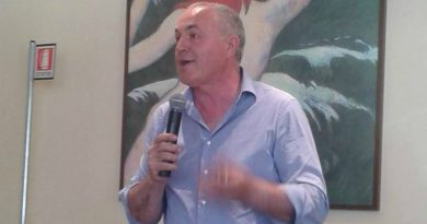 L'ex consigliere regionale Lucio Tiozzo