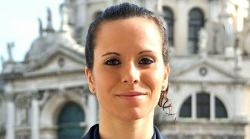 La consigliera regionale Erika Baldin