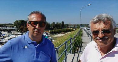 Giuseppe Boscolo del Comitato per la Legge Speciale per Chioggia e Venezia