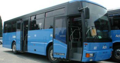 Un bus di Actv