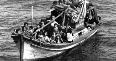 Una boat peopole