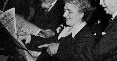 16 agosto 1979: scompare la senatrice Lina Merlin