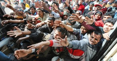 Almeno 1000 profughi potrebbero essere ospitati a Ca' Bianca