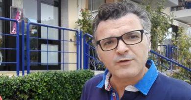 Beniamino Boscolo, capogruppo di Forza Italia