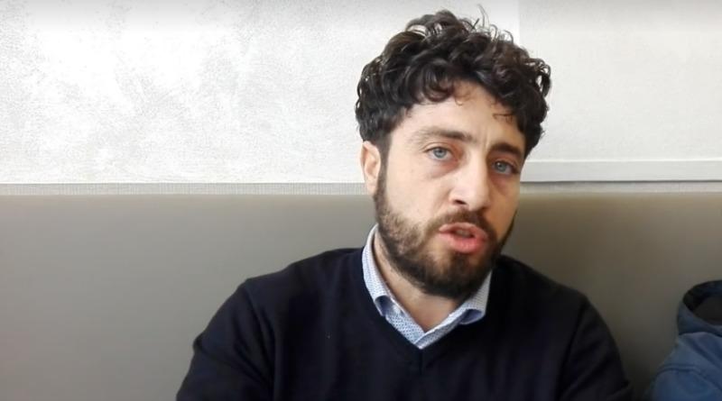 Il consigliere PD Jonatan Montanariello