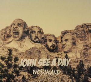 La copertina del nuovo album dei John See A Day