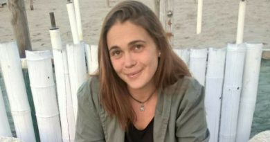 La consigliera Maria Chiara Boccato nella bufera dopo le sue esternazioni in difesa di Beppe Grillo