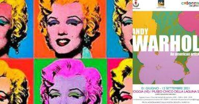 La Pop Art di Andy Warhol dal 1° giugno al Museo Civico di Chioggia