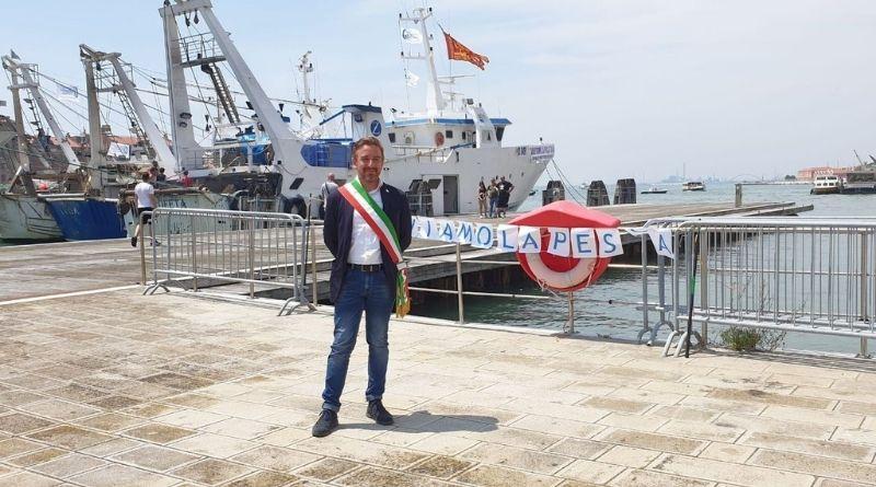 Stati Generali della Pesca a Chioggia, l'assessore Stecco appoggia la proposta