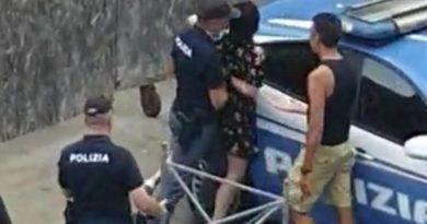 In escandescenze durante il comizio di Salvini, arrestata e processata 40enne