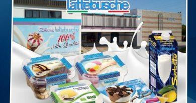 Lattebusche, dal latte fresco di Alta Qualità una linea gelato irresistibile