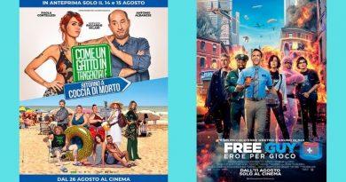 Cinema Don Bosco. I film della settimana