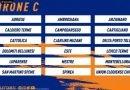 Varati i gironi: Union Clodiense sempre nel C con la sorpresa Cattolica