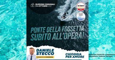 Daniele Stecco: Riaprire subito il ponte della Fossetta